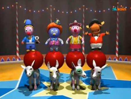 Backyardigans Clowns Image At The Circus Png The Backyardigans Wiki