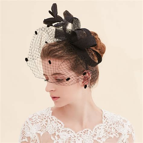 Wedding Hair Accessories The Department by Buy Wholesale Bridal Birdcage Veil Black From China