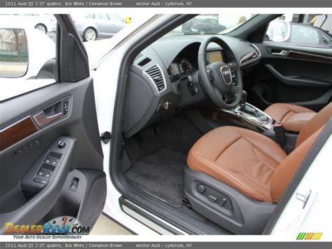 Audi Q5 Brown Interior by Cinnamon Brown Interior 2011 Audi Q5 2 0t Quattro Photo