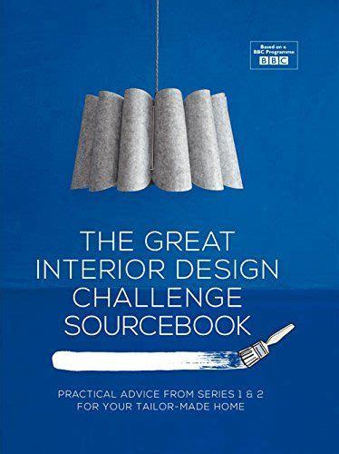 great interior design challenge sourcebook  diy