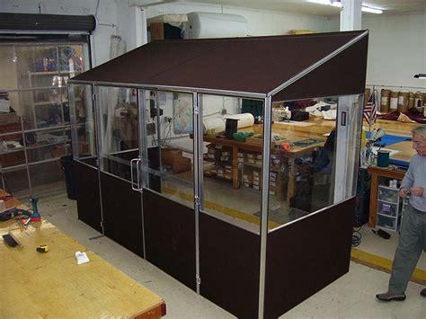 temporary deck temporary patio enclosure winter icamblog