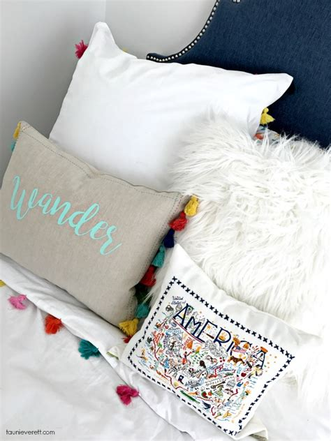 bright morning pillow top beds guest room with twin beds reveal tauni co