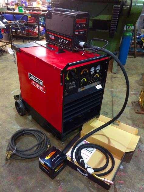 used lincoln welder lincoln lf 72 wire feeder for sale wiring diagrams
