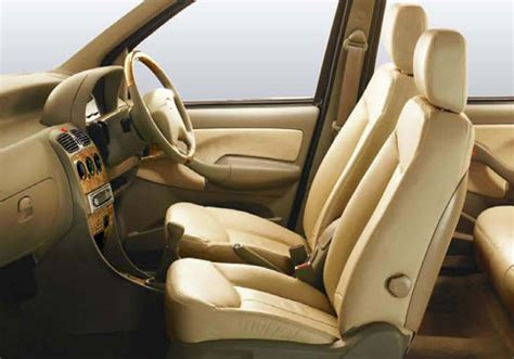 Indigo Interiors by New Cars Launch In India Tata Indigo Ecs Vx Priced At Rs