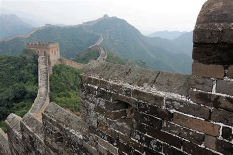 Modern Marvels Great Wall Of China by The New Seven Wonders Of The World The New York Times
