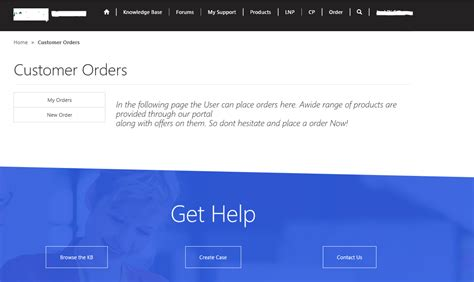 Creating A Web Template Page Template Using Liquid In Crm Portals Cloudfronts Crm Website Templates Free