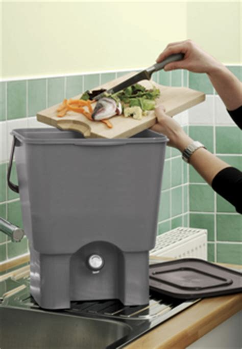 Composting Kitchen Waste At Home by Kitchen Composter Ltd