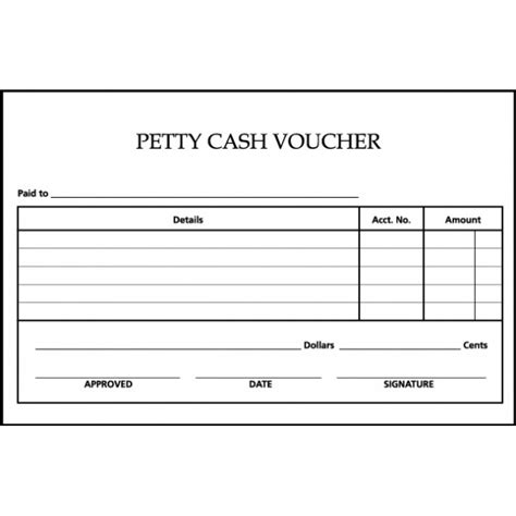 cheque voucher template payment vouchers office supplies