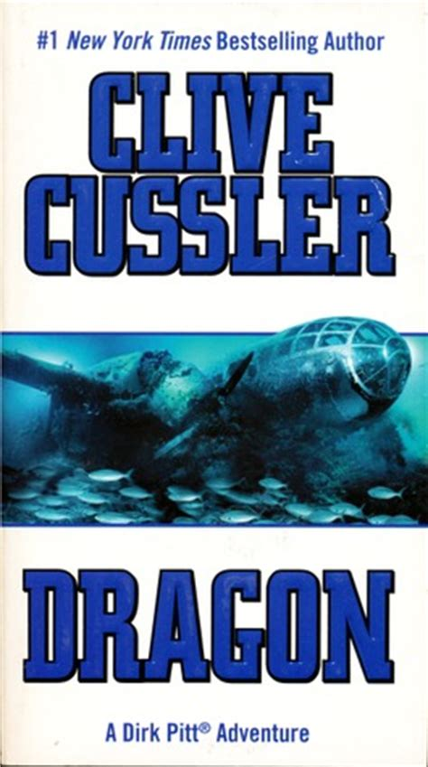 dragon dirk pitt 10 by clive cussler reviews discussion bookclubs lists