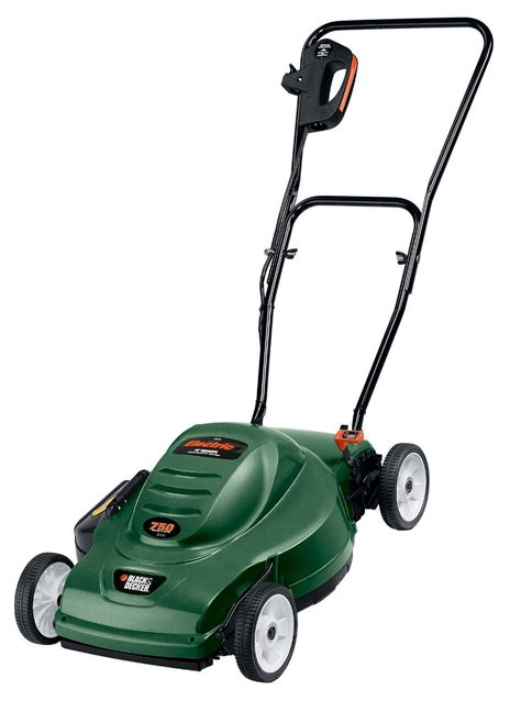 black decker mower black decker 18 in electric lawn mower sears