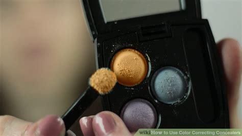 how to use color correcting concealers how to use color correcting concealers with pictures