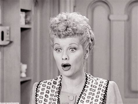 classic hollywood gifs wifflegif i love lucy omg gif find share on giphy