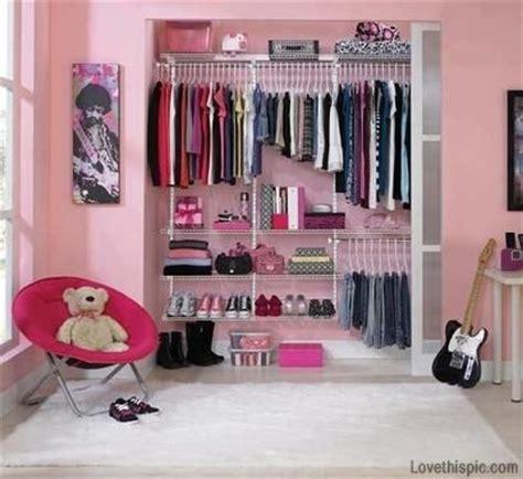Girly Closets by Pink Closet Setup Girly Pink Organize Organization Organizing Organization Ideas Being