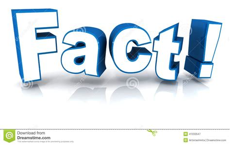image facts fact stock illustration image of fact background true