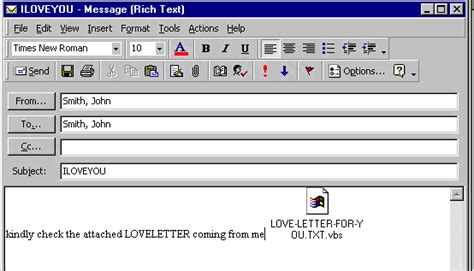 imagenes del virus i love you how many viruses affected millions of computers