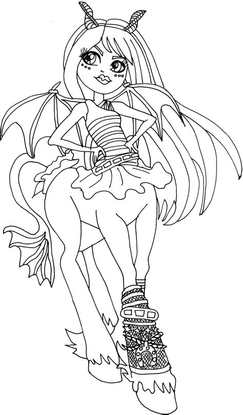 monster high gooliope coloring pages free printable monster high coloring pages november 2015
