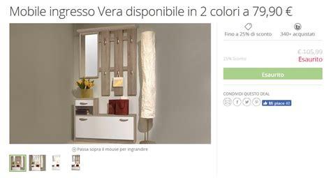 groupon arredamento coupon mobili di design