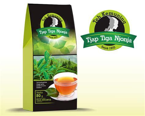 desain kemasan teh sribu desain kemasan design packaging quot teh kemuning tjap