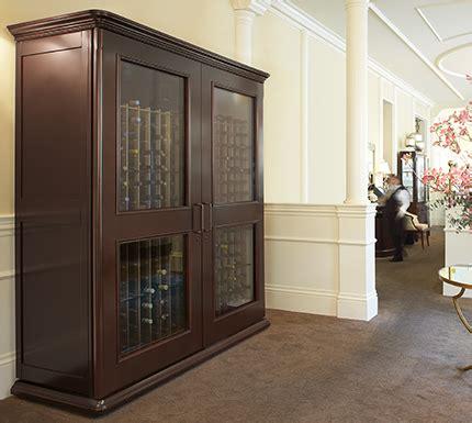 Cabinet Saretec by Artevino Wine Cabinets