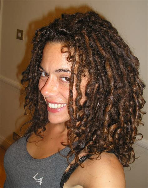dreadlocks curly hairstyles wavy hair dreadlocks hairs picture gallery