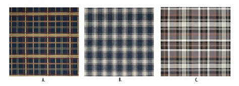 plaid vs tartan tartan vs plaid vs check greenhouse fabrics