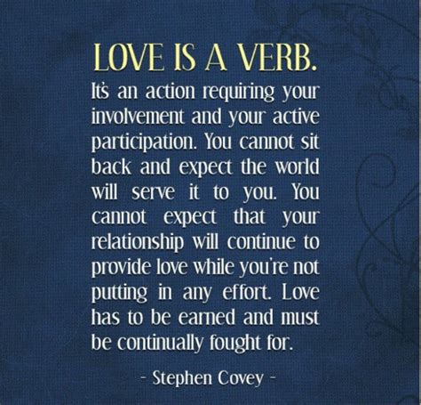 people stephen r covey on pinterest stephen covey love is a verb stephen covey dr covey quotes