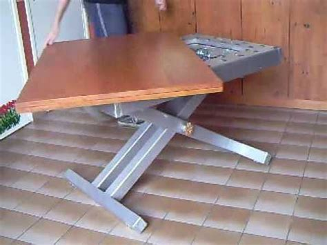 table basse relevable table basse relevable