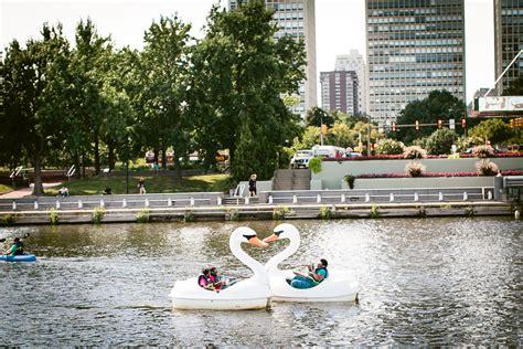 paddle penn s landing - Swan Boats Penn S Landing