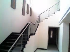 Glass Stairs Banisters Glass Stair Railings Indoor Glass Stair Railings