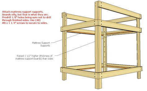 queen loft bed plans woodwork loft bed plans queen free pdf plans
