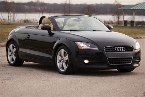 audi convertible 2008 2008 audi tt convertible carfax certified heated seats