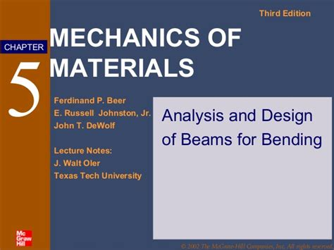 numerical methods in mechanics of materials 3rd ed with applications from nano to macro scales books 5 beams