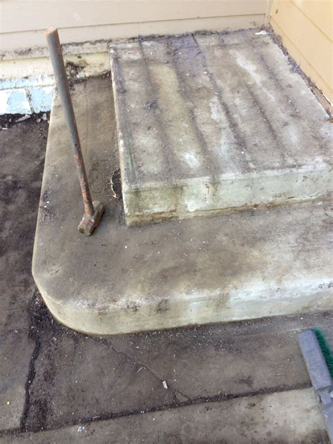 replace wood deck with concrete patio remove deck and concrete patio replace with sted