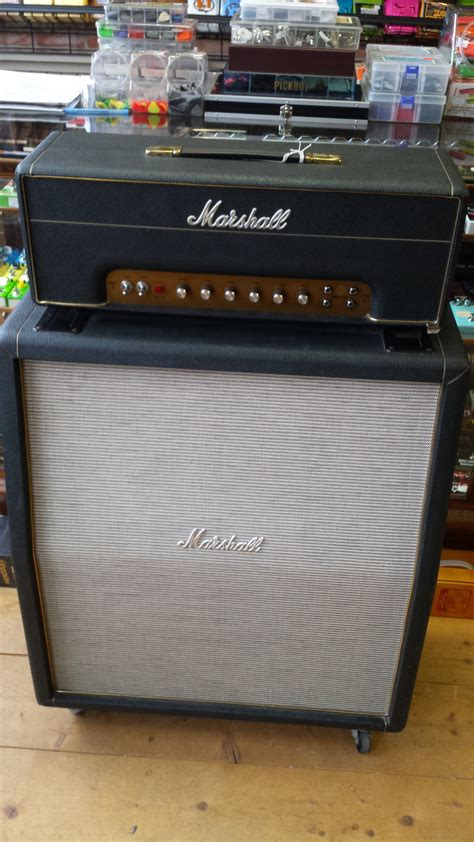 Jtm45 Cabinet by Used Marshall Jtm45 1980 S And Cabinet