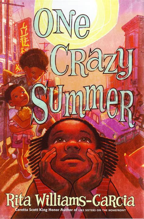 summer of the books book review one summer by williams garcia