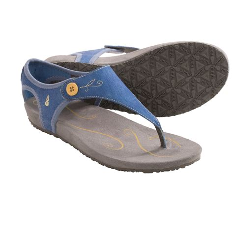 ahnu serena sandals ahnu serena sandals for in colony blue
