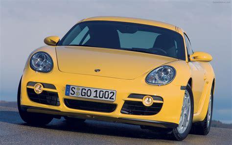 Porsche Cayman 2008 by Porsche Cayman 2008 Widescreen Car Pictures 06 Of