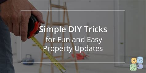 diy home updates simple diy tricks for easy home updates traditions realty
