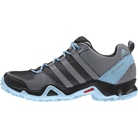 adidas s ax2 climaproof shoes vista grey black eastern mountain sports