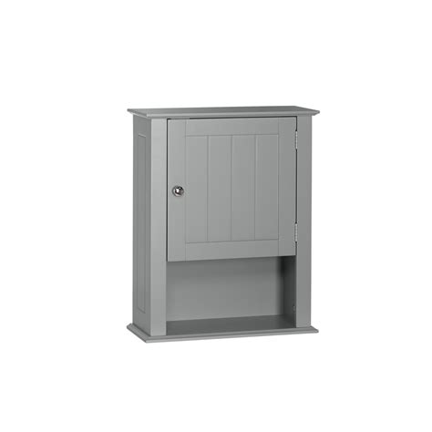 riverridge home ashland collection single door wall cabinet