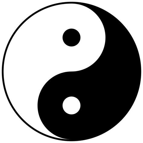 which color is yin bestand yin yang svg
