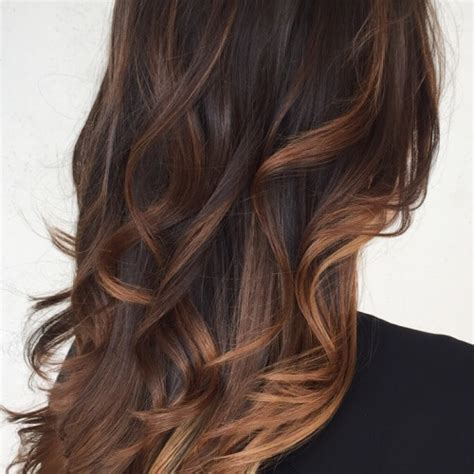 hair with caramel lowlights pictures of blonde hair with lowlights dark brown hairs