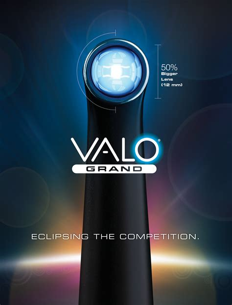 The Grand Daddy Of All Curing Lights Valo Grand Curing
