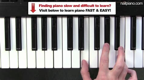 youtube pattern piano and keyboard free online keyboard tutorial how to play e major chord