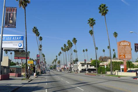 California Search Los Angeles Sunset Boulevard Images