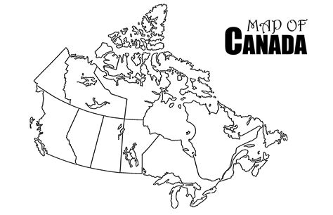 blank canada map quiz canada printable maps travel maps geography grade 6 social studies