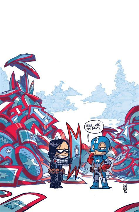 Captain America Marvel America 1 look at captain america steve rogers 1 coming in may