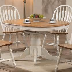 oak and white kitchen table missouri dining table antique white rustic oak