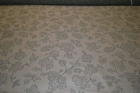upholstery fabric charleston sc 5 yds charleston nirvana ivory tan floral upholstery fabric