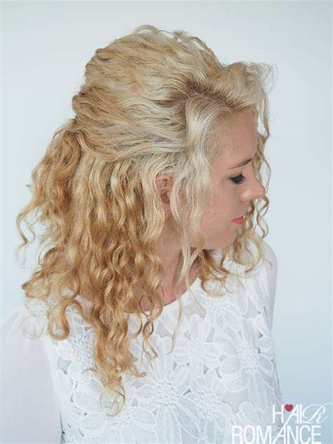 30 Curly Hairstyles In 30 Days Day 6 Hair Romance | 30 curly hairstyles in 30 days day 6 hair romance